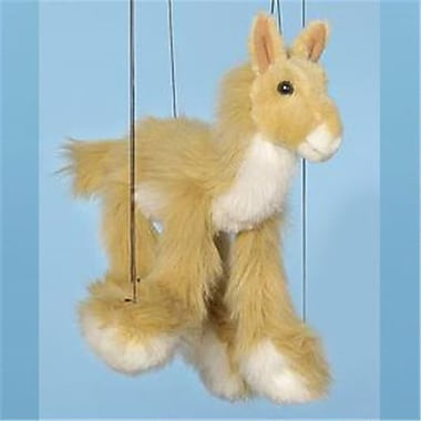 Sunny Toys 16 In. Baby Llama, Marionette Puppet (SNTY509)