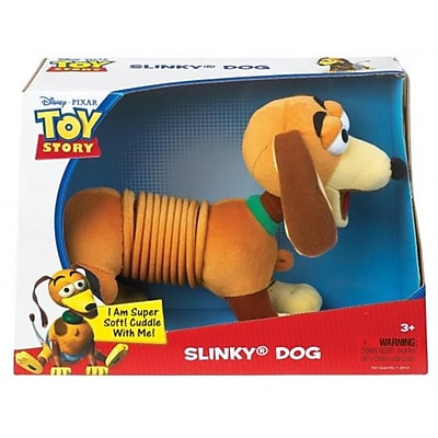 POOF Slinky Disney Pixar Toy Story Plush Slinky Dog (BB-TPOO-13) 2515378