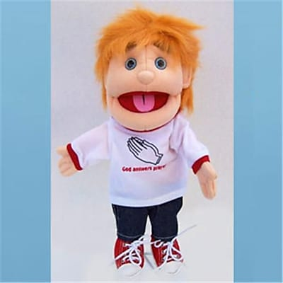 Sunny Toys 14 In. Blonde-Haired Boy God