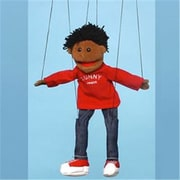 Sunny Toys 22 In. Ethnic Boy, Marionette People Puppet (SNTY439)