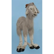 Sunny Toys 38 In. Four - Leg Large Goat - Purple, Large Marionette (SNTY544)