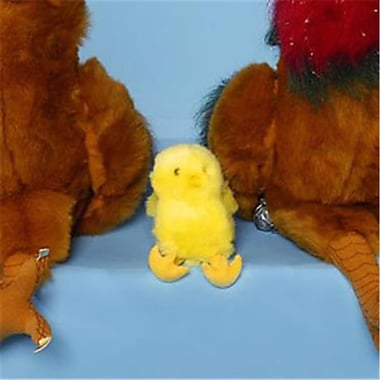 Sunny Toys 4 In. Chicks, Animal Puppet (SNTY295)