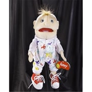 Sunny Toys 14 In. Baby Boy Pacifier, Glove Puppet (SNTY134)
