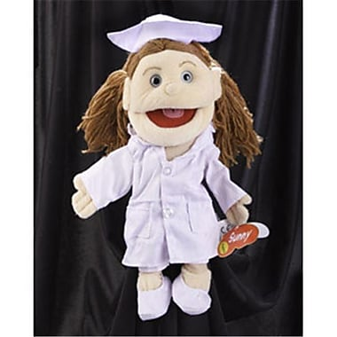 Sunny Toys 14 In. Mom Nurse, Glove Puppet (SNTY056)