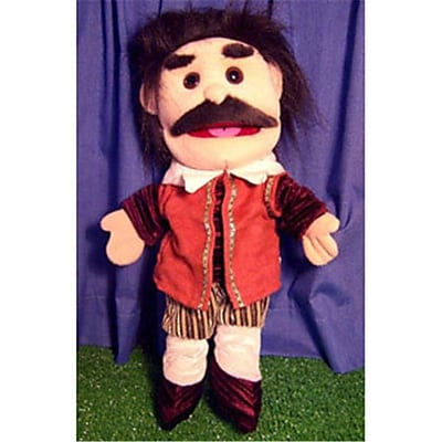 Sunny Toys 14 In. Shakespeare, Glove Puppet