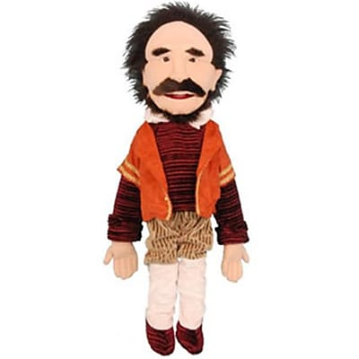 Sunny Toys 28 In. Shakespeare, Sculpted Face