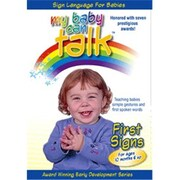 Baby Hands My Baby Can Talk - First Signs DVD (BBYH001)