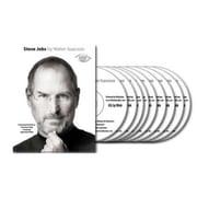 Harris Communications Steve Jobs by Walter Isaacson Book to ASL 9-DVD Set (HRSC1239)