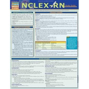 BarCharts Nclex-Rn Study Guide Quickstudy Easel (BARCH4306)