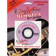 Alfred SongXpress Singles for Guitar- California Girls - Music Book (ALFRD35626)
