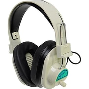 Califone International Frequency Color-Coded Wireless Headphones - Green (CAFI143)