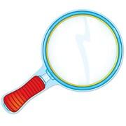 Carson Dellosa Magnifying Glass Accents (EDRE40004)