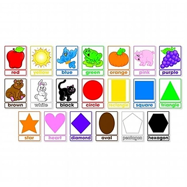 Colors & Shapes Bulletin Board (RTL146826)