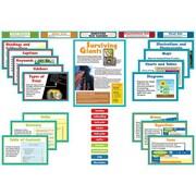 Carson Dellosa Nonfiction Text Features Bulletin Board Set (EDRE47286)