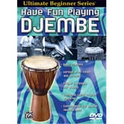 Alfred Ultimate Beginner Series- Have Fun Playing Hand Drums- Djembe - Music Book (ALFRD39659)