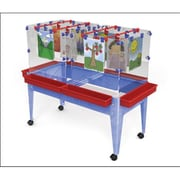 Manta Ray Youth 6 Station Space Saver Easel (MNTR029)