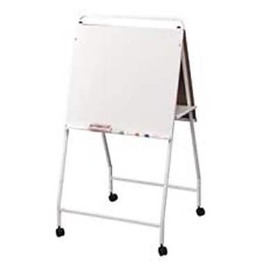 Balt- Inc. Eco Easel w-Wheels- Double-sided- 29-.75in.x28-.75in.x58in.- WE Frame (SPRCH27345)
