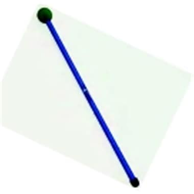 Copernicus 23 in. Touch Point Soft Tip Pointer, Plastic (SSPC44873)