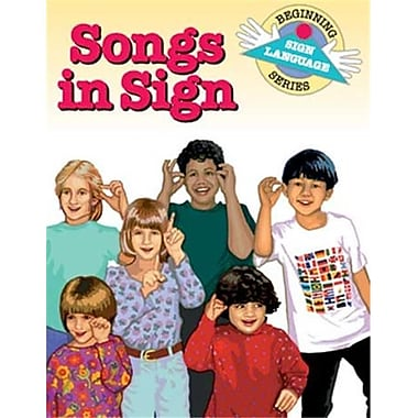 Harris Communications Songs in Sign (HRSC073)