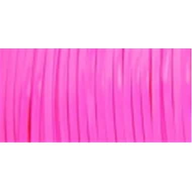 Pepperell Braiding Neon Rexlace Lacing, Pink (SSPC72359)