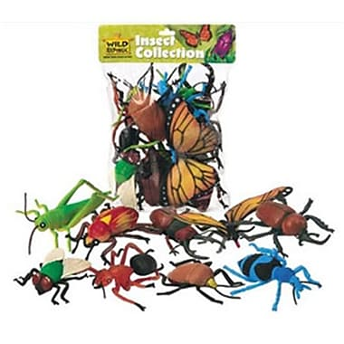 Wild Republic Polybag Insect 10 Pieces (GC7902)