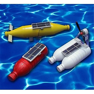 Solar Made Solar Bottle Boat Kit (SLMD002)