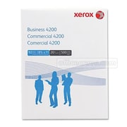 Xerox Business 4200 Copy-Print Paper, 92 Bright, 20lb, Letter, White, 500 Sheets-Ream (AZERTY17395)