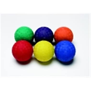 Sportime 2.5 in. Smallest Playground Balls, Set 6 (SSPC62828)