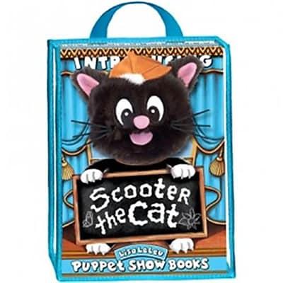 Lisa LeLeu Studios Scooter The Cat -