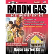 PrO-lab Incorporated DO-It-Yourself Radon Gas Test Kit (JNSN23956)