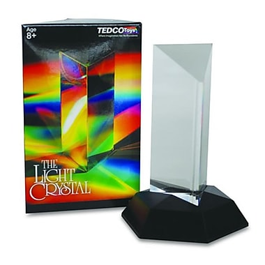 Tedco Toys Light Crystal Prism - 4.5 In. (TDCTY028)