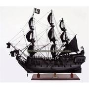 Gia Nhien Black Pearl Pirate Ship Wooden Model Tall Ship (GANI044)