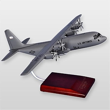 Mastercraft Collection C-130J-30 Hercules Wood Desktop Model (MTFM053)