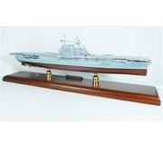 Toys and Models USS Hornet CV-8 - Doolittle 1-350 scale model (TAM678)