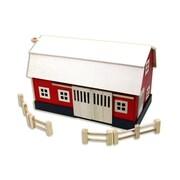 Homewear Big Red Barn Wood (GRPS924)