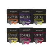 Bestpresso Variety Pack Capsules Coffee, 120/Carton (BST06104)