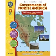 Classroom Complete Press Governments of North America Big Book (CC5760)