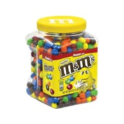 M&M'S Peanut Chocolate Candy, 62 oz Jar (209-00060)