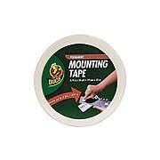 "Manco Permanent Foam Mounting Tape, 0.75"" x 36 yds., White (1289275)"