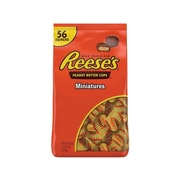 Reese's Miniatures Chocolate, Peanut Butter, 56 Oz. (HEC44923)