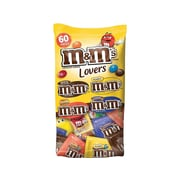 M&M'S Chocolate Fun Size Candy Variety Bag, 32.09 oz , 60 Piece (MMM51793)