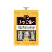 Peet's Coffee Flavia Colombia Luminosa Filter Packs Coffee, Light Roast, 72/Carton (MDR23318)
