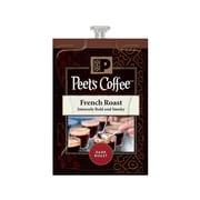 Peet's Coffee Flavia French Roast Filter Packs Coffee, Dark Roast, 72/Carton (MDR23301)