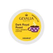 Gevalia Dark Royal Roast Coffee, Keurig® K-Cup® Pods, Dark Roast, 24/Box (5470)