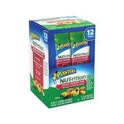Planters NUT-rition Heart Healthy Mix Nuts, Variety, 1.5 Oz., 12/Pack (220-00496)