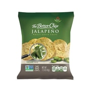 The Better Chip Chips, Jalapeno, 1.5 Oz., 27/Carton (56097)