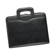Day-Timer Avalon Faux Leather Planner Starter Set, Black (43701)