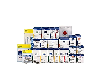 First Aid Only SmartCompliance 241 pc. First Aid Kit for 50 People (90613)