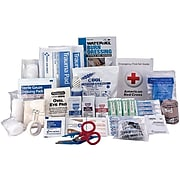 First Aid Only 183 pc. First Aid Kit for 50 People, Refill (90617)