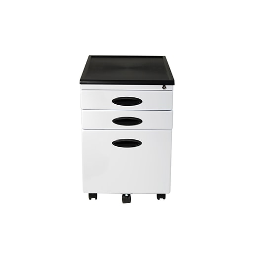 Calico Designs 3 Drawer Vertical File Cabinet Locking Letter Legal Multicolor Https Www Staples 3p S7 Is